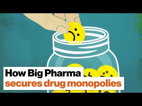How Big Pharma secures drug monopolies | Tahir Amin