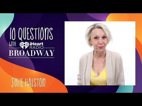 iHeartradio Broadway Interviews - Julie Halston Reveals Her Favorite Backstage Visitor Of 'Tootsie'