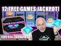 💎Free Games Galore! 💎Double Diamond Slot Win | The Big Jackpot