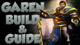 League of Legends - Garen Build - with Commentary