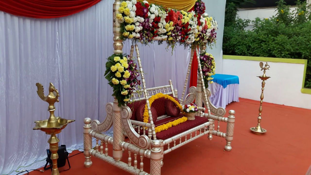 Dohale Jevan Decoration By Sukanya Events 9921993996 Youtube