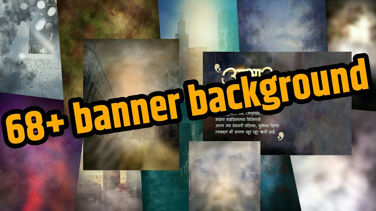 Editing Background Banner: #background Zip 68+ Banner Backgrounds Free Download Link