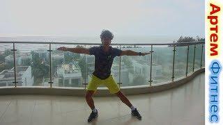 Укрепить ноги! Упражнения для ног и Ягодиц!  УПРАЖНЕНИЯ НА КАЖДЫЙ ДЕНЬ АРТЕМ ФИТНЕС