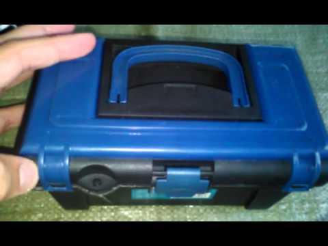 Ящик для инструментов Fix Price.