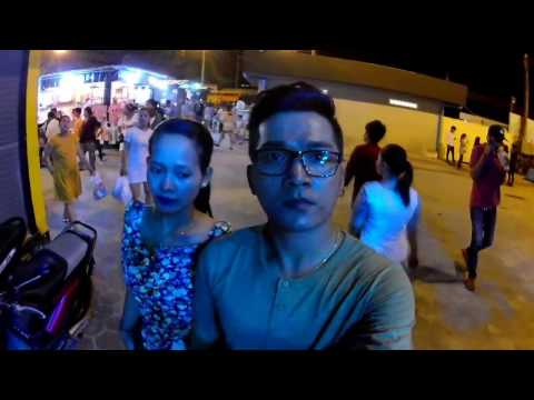 Day 3 of Khmer New Year 2017 At Jet's Container Night Market