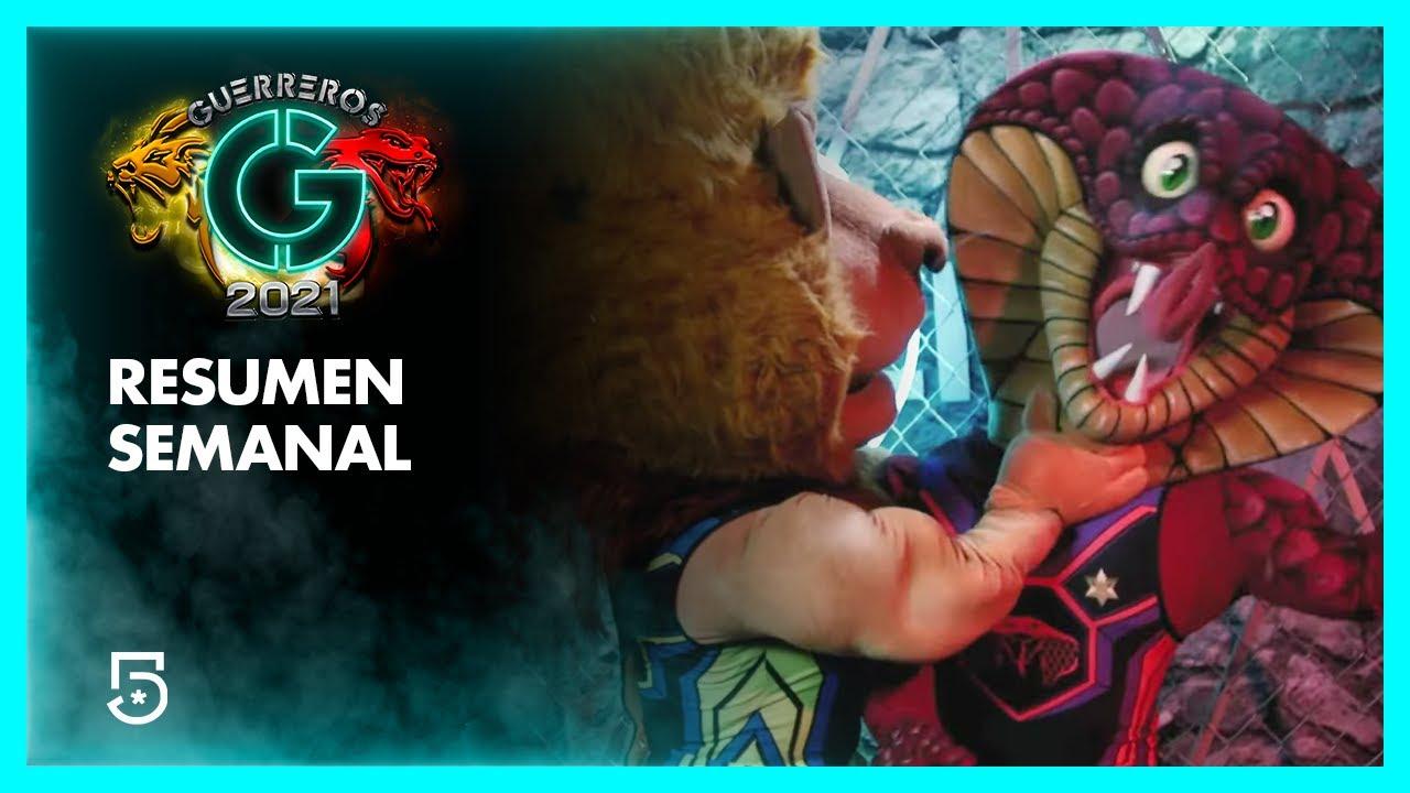 Resumen 1: ¡Leones 🦁 inicia dando tremendo zarpazo a Cobras 🐍! | #Guerreros2021 | Canal 5