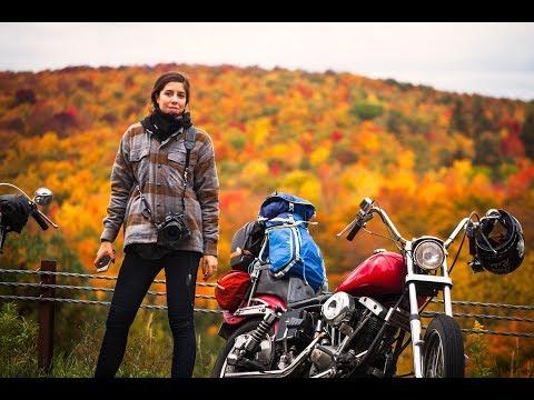 Peak Foliage: Riding