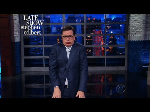 Thumbnail: Stephen: 'This Is What's Wrong With The American President'