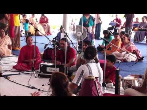 Bhajan - Rupesh Pandey - Toronto 24hr Kirtan - 4