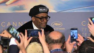 Spike Lee gewinnt in Cannes
