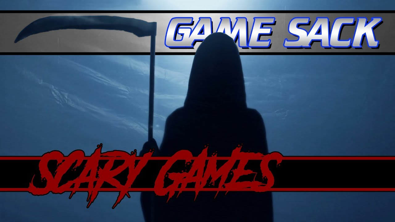 Scary Games! – Game Sack