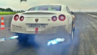 Pushing 1500HP+ GTR to the Limits