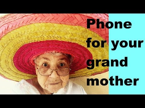 The 4+1 Best Cell Phones For Seniors In 2019