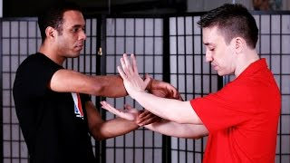 How to Do Chi Sau Footwork | Wing Chun