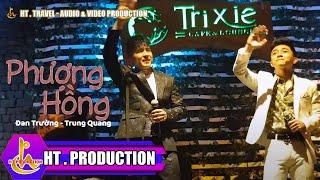 Phượng Hồng -  Đan Trường ft Trung Quang Mini Show 25/08/19 Tại Phòng Trà Trixie