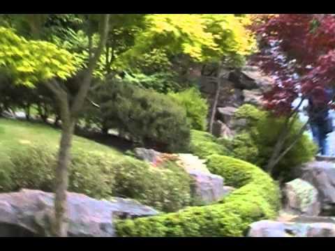 Kyoto Garden in Holland Park, West Kensington, London