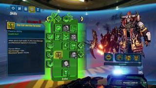 Borderlands 3: Fl4k's Amazing Rakk Attack Mayhem Build! (Non-Stop Anointed Perks)