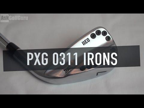 PXG 0311 Irons