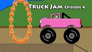 Vids4kids.tv - Truck Jam Episode 4