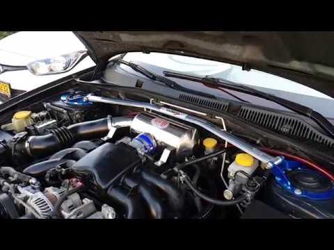 Installation Of Kakimoto Racing Intake System On My Subaru