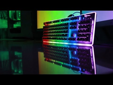 $39 RGB Keyboard Say What? | Rosewill Neon K51 Review