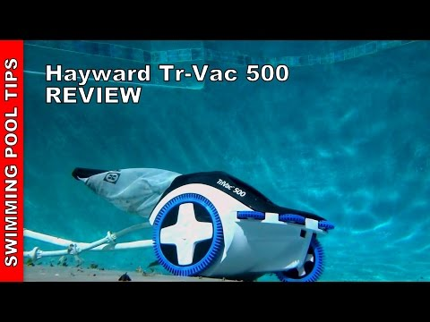 Hayward TriVac™ 500 Pressure Side Cleaner Review