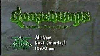 Fall 1996 FOX Kids Network Commercial Breaks