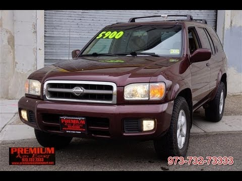 1999 Nissan Pathfinder Le 4wd Youtube