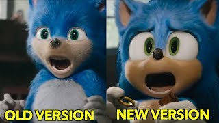 Paramount Vastly Improves Sonic's Design in Sonic Movie