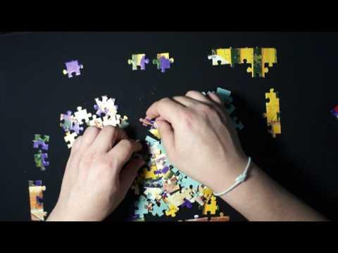 АСМР Пазл ASMR Jigsaw puzzle