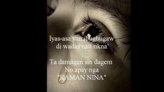 Kaman Nina By: Ivan(kabunian Band)