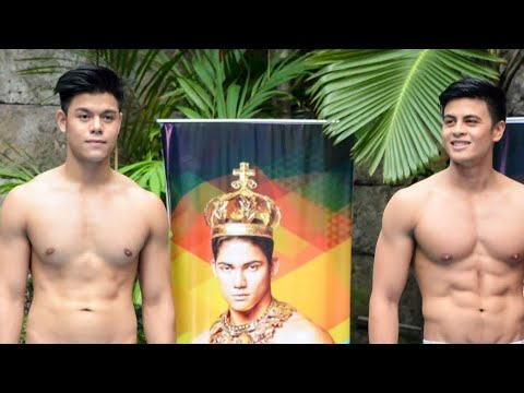 Gentlemen of the Philippines 2016 Press Presentation - Swimwear Fashion Show