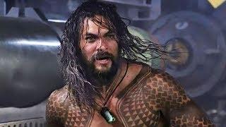 New Official Aquaman Photos Hit Online