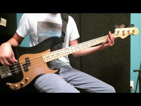 In Jesus' Name (New Breed) - Bass Tutorial