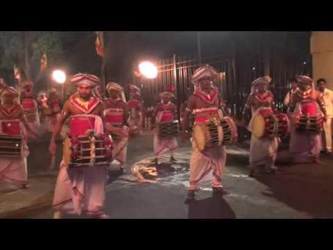 Kandy 1st Randoli Perahera - 2016