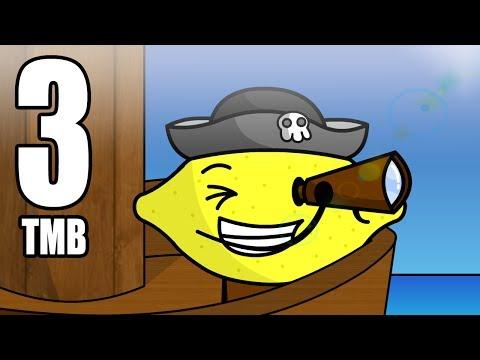 ¡Pirate treasure! - The Medal Brawl - Episode 3 | Object Show - SobrasFP