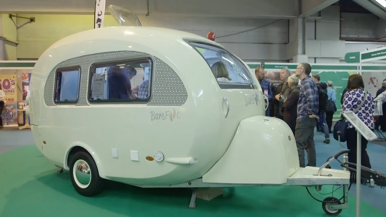 The Practical Caravan Barefoot review - YouTube