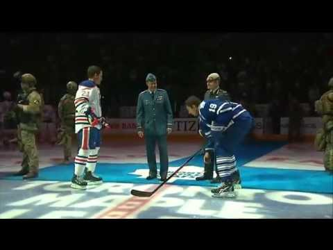 Canadian Armed Forces Appreciation Night - February 7, 2015