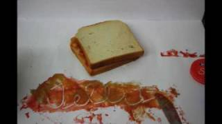 Peanut Butter Jelly Time Stop Motion Animation