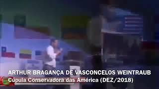 Palestra do Prof. Arthur Weintraub na Cúpula Conservadora das Américas (DEZ/2018)