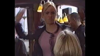 EastEnders - Mel Owen Slaps Saskia Duncan (9th February 1999)
