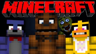 - If Five Night s At Freddys Owned Minecraft