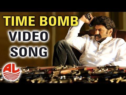 Latest Telugu Legend Video Songs | Time Bomb | Balakrishana, Jagapathi [HD]