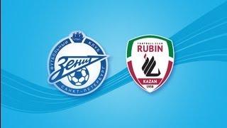 «Зенит»-м — «Рубин»-м. Матч молодежных команд