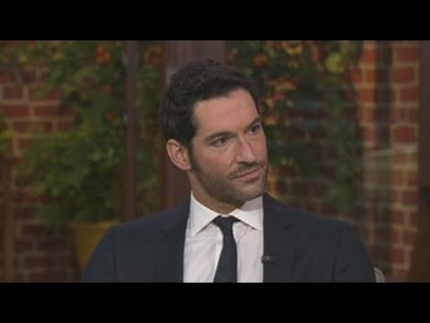 Tom Ellis is having a devil of a time on new FOX series 'Lucifer'