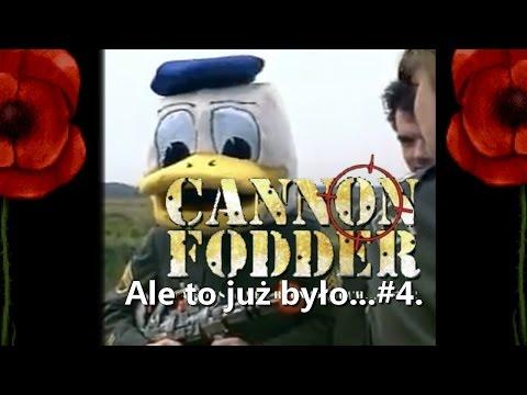 Cannon Fodder - Ale to już było #4.   [AtaTV]