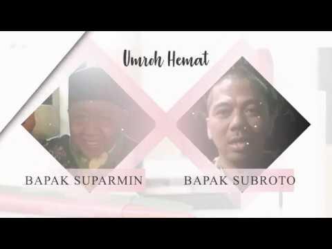 Rombongan umroh PT. Qiblat Tour tanggal keberangkatan 12 April 2017 dengan pembimbing H Agus Rohman,.