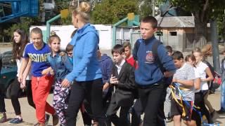 """Торжественное открытие спартакиады в школе №33 (видео """"Корабелов.Инфо"""")"""