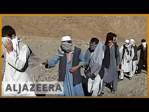 Taliban target voters following Afghan polls