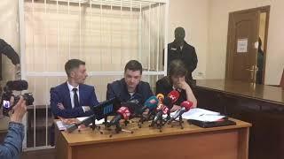 СБУшник Карамушка заявил, что не знает, что за белое вещество в пакетике было обнаружено при обыске